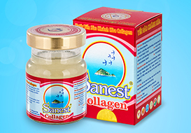 Nước yến Sanest Collagen 70ml 1 lọ - 770